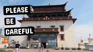 The capital of Mongolia (Ulaanbaatar / Ulan-Bator) | Best Things To Do In UB