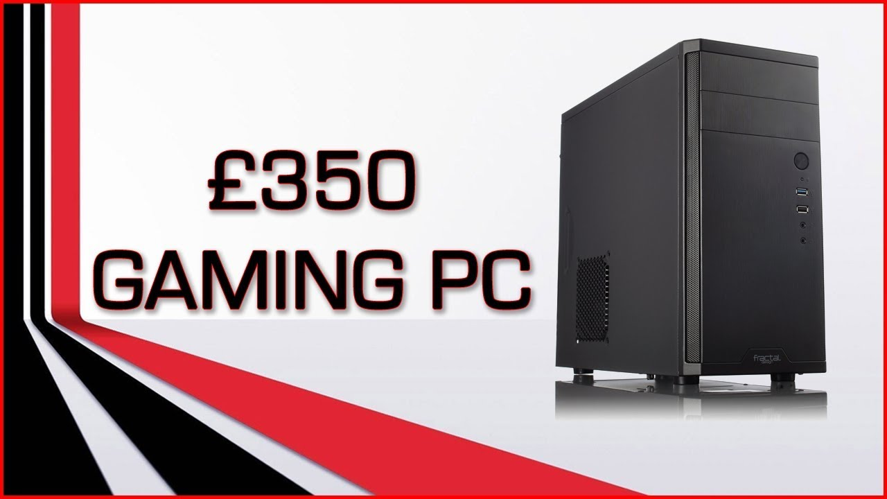 350 gaming pc april