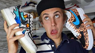 MARKO's SHOE COLLECTiON! 👟(GiVEawAY)