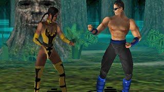 [TAS] Mortal Kombat 4 Tanya (N64)