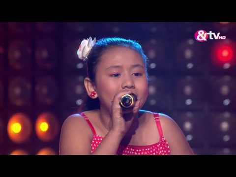 Abhilasha Sneha - Blind Audition - Episode 1 - July 23, 2016 - The Voice India Kids