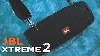 JBL XTREME 2 | Was ist neu ? | Klangtest und Ersteindruck | 2018 | deutsch