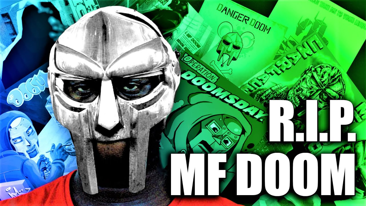 Top 50 - Best MF DOOM Songs [R.I.P. MF DOOM]
