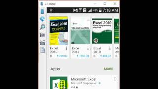 Gambar cover how to open xls, xlsx and excel files in android phone