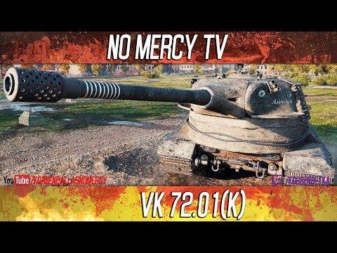 Korben Dallas(Топ стрелок)-VK 72.01 (K)-11100 УРОНА