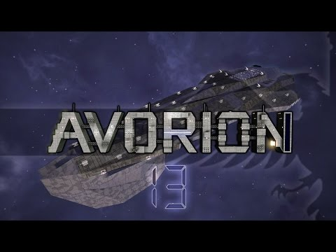 Avorion #13 LASERS OVER 9000 - Avorion Let's Play