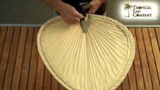 How to Put a Palm Blade On a Blade Arm