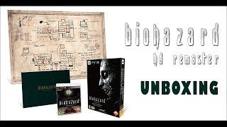 Biohazard HD Remaster Collector