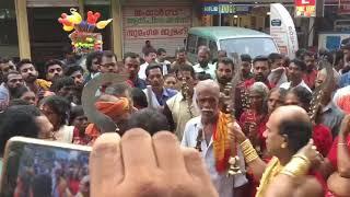 ഭരണി പാട്ട് | തെറി പാട്ട് 2018 | kumbha barani theri song | kodugallur 2018