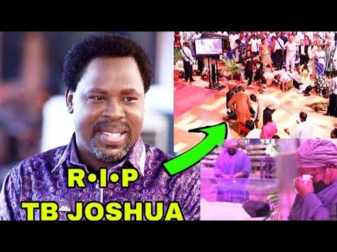 Shocking! Prophet TB Joshua Is Dead | See What Happened