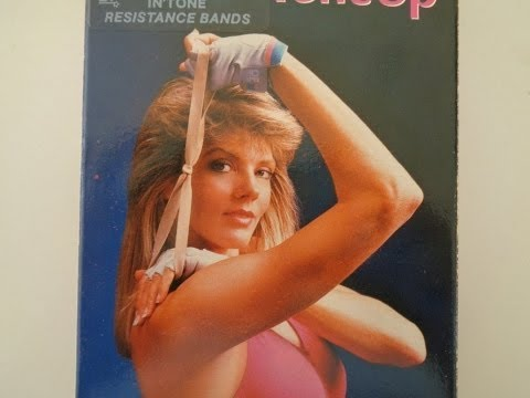 Kathy Smith - Rubber band workout (1986) 80s classic