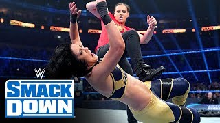 Shayna Baszler spoils Bayley's victory with post-match attack: SmackDown, Nov. 1, 2019
