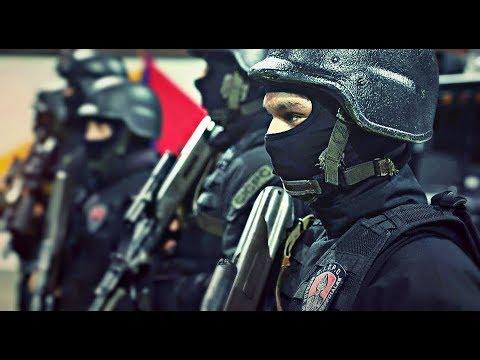 Brigada De Acciones Especiales [BAE//CICPC]