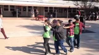 "Artesia High School - AGAMES ""Conga Line"""