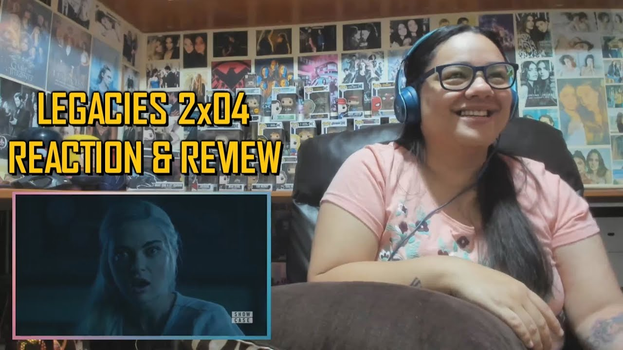 """Download Legacies 2x04 REACTION & REVIEW """"Since When Do You Speak Japanese?"""" S02E04 