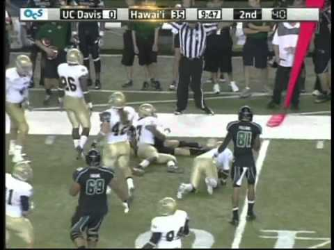 Hawaii Highlights vs. UC Davis 2011