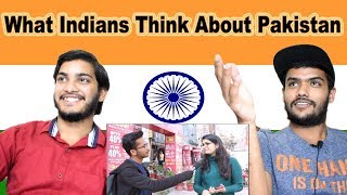 Indian reaction on What Indians Think About Pakistan | INDIA VS PAK | Swaggy d