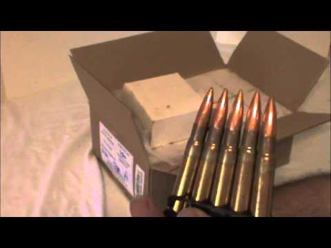 Unboxing Greek HXP.303 British Military Surplus Ammunition