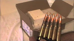 Unboxing Greek HXP .303 British Military Surplus Ammunition