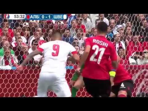 Albania vs Switzerland 0 1  All goals and hightlights  Euro 2016