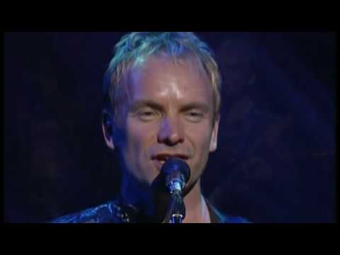 Sting - A Thousand Years (The Brand New Day Tour)