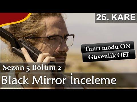 Parantezler Bizleri Kurtarabilir mi? / Black Mirror Sezon 5 Bölüm 2