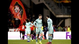 Arsenal vs Rennes ( 1-3 ) ALL GOALS & HIGHLIGHTS HD 2019