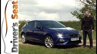 SEAT Leon 2017 Review | Driver's Seat