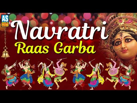 Gujarati Garba Song | New Gujarati Hits | Navratri Nonstop Garba HD Videos