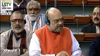 """""""Partition On Basis Of Religion"""": Amit Shah's Swipe At Congress"""