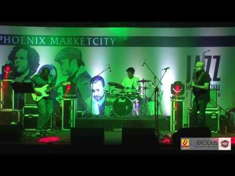 AMYT DATTA PROJECT | MADRAS JAZZ FESTIVAL 2016 |4th June 2016