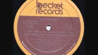 Boogie Down - Captain Rapp - Bad Times (I Can