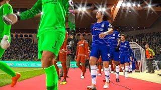 Chelsea vs PAOK - UEFA Europa League - PES 2019