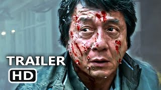 THE FOREIGNER Official Full online (2017) Jackie Chan, Pierce Brosnan Action Movie HD Poster