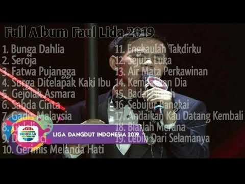 Kumpulan Lagu Faul Lida 2019 Full Album