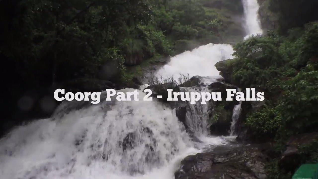 Iruppu Falls | Madikeri Places - Part 2 | BrinTechno