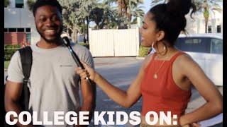 College Kids On: Self Doubt | #CreatorsForChange
