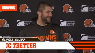 Jc Tretter On The Steelers Defense They Have A Lot Of Talent  Player Sound