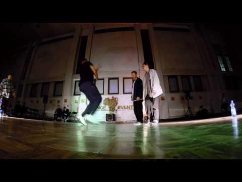 Marika & Oskar vs. Sami & Lilli || Hiphop final || Battle for Peace 2017