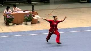 Liu Xue Yan - Daoshu 29 [2006 China Women's Wushu National Qualifiers]