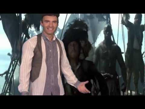Клип Александр Пистолетов - Я новый пират