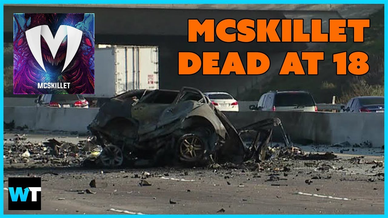 YouTuber McSkillet Reportedly Commits Suicide, Kills 2 Others, In Car Crash