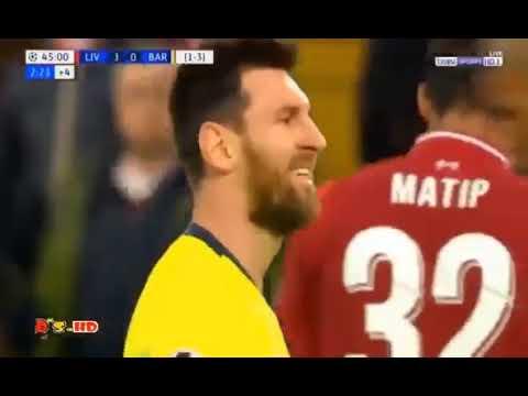 اهداف مباراة التااريخ ليفربول وبرشلونة 4-0 - YouTube
