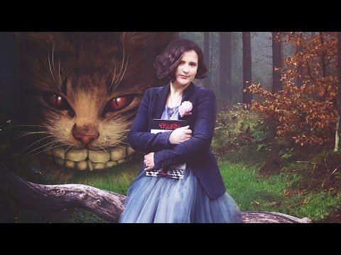 Алиса в стране чудес — анимация картинки