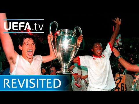 download 1994 UEFA Champions League final: Milan 4-0 Barcelona