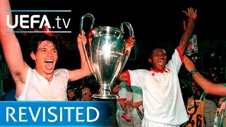 1994 UEFA Champions League final: Milan 4-0 Barcelona