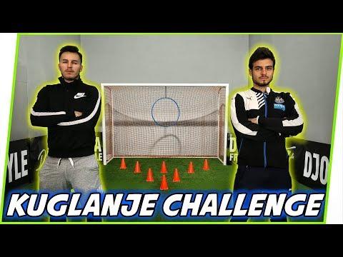 KUGLANJE CHALLENGE w/ Nole