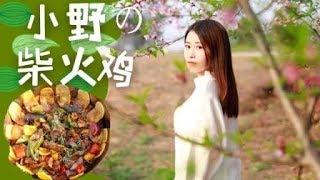 [Thánh ăn công sở] Tập 1 Nấu gà bằng củi dưới cây hoa anh đào | Tác giả chị Tiểu Dã