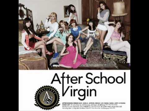 After School - Shampoo Sped Up (Chipmunk)