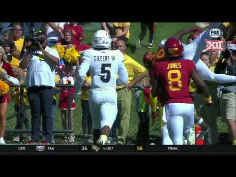 Iowa State vs. Akron Football Highlights